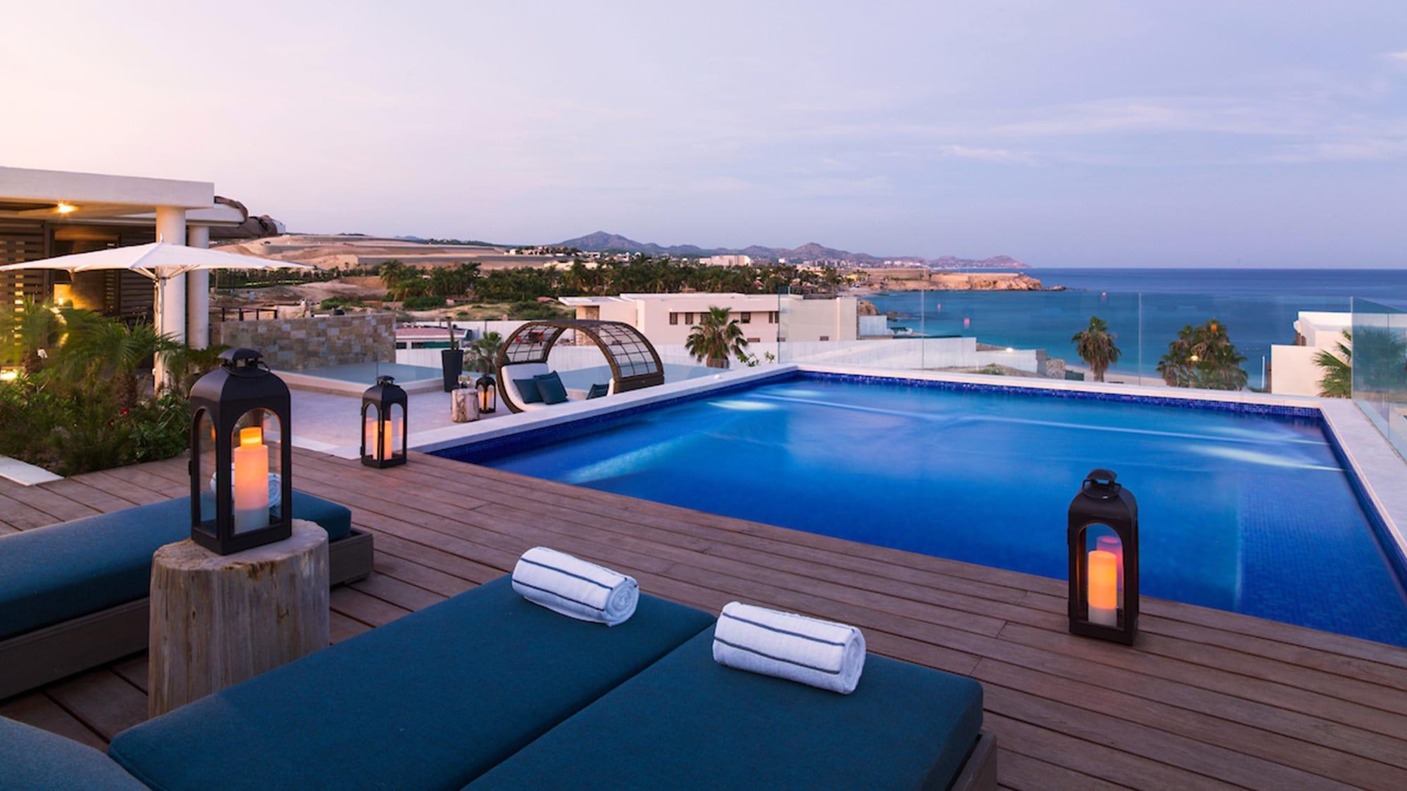 pool residences