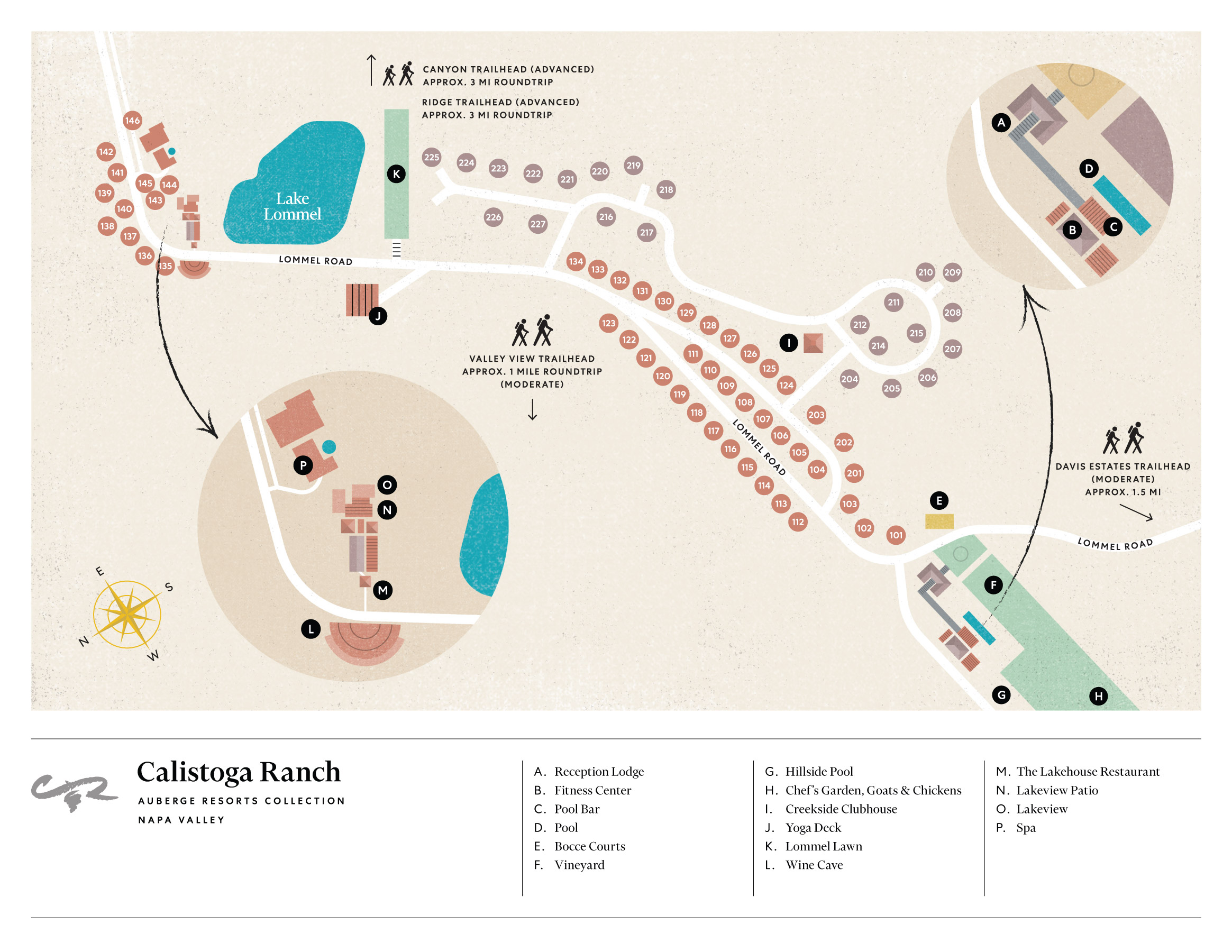 Calistoga Ranch, an Auberge Resort | Napa Valley on serramonte map, sonoma map, california map, angwin map, auberry map, hayfork map, lafayette map, cedar ridge map, hacienda map, dollar point map, st. augustine map, forestville map, burney map, brooktrails map, downieville map, napa map, san francisco wineries map, port costa map, chualar map, clayton map,