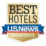 US News Best Hotels Ranking