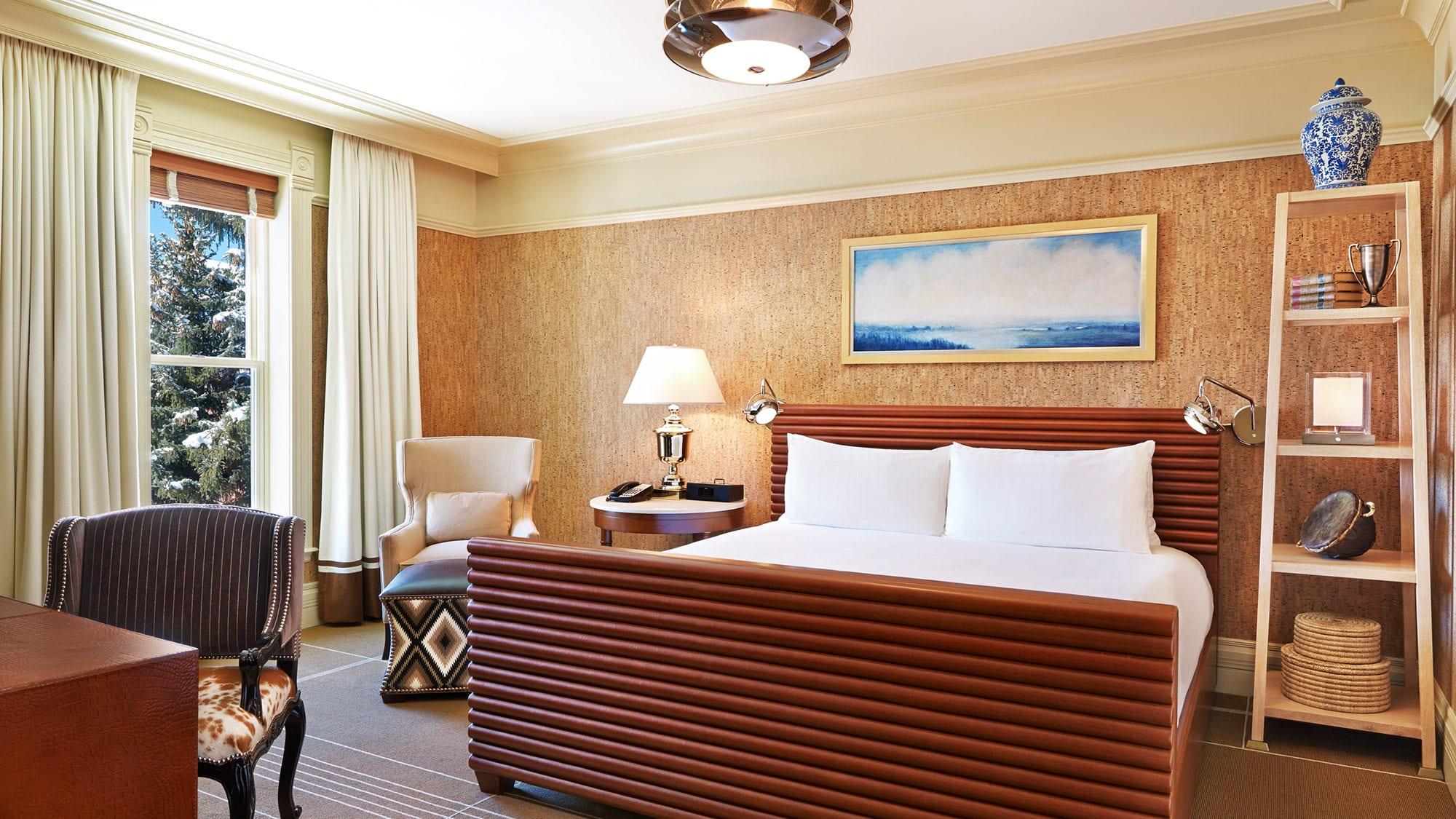 presidential suite interior