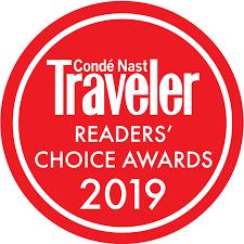 Conde Nast Traveler 2019
