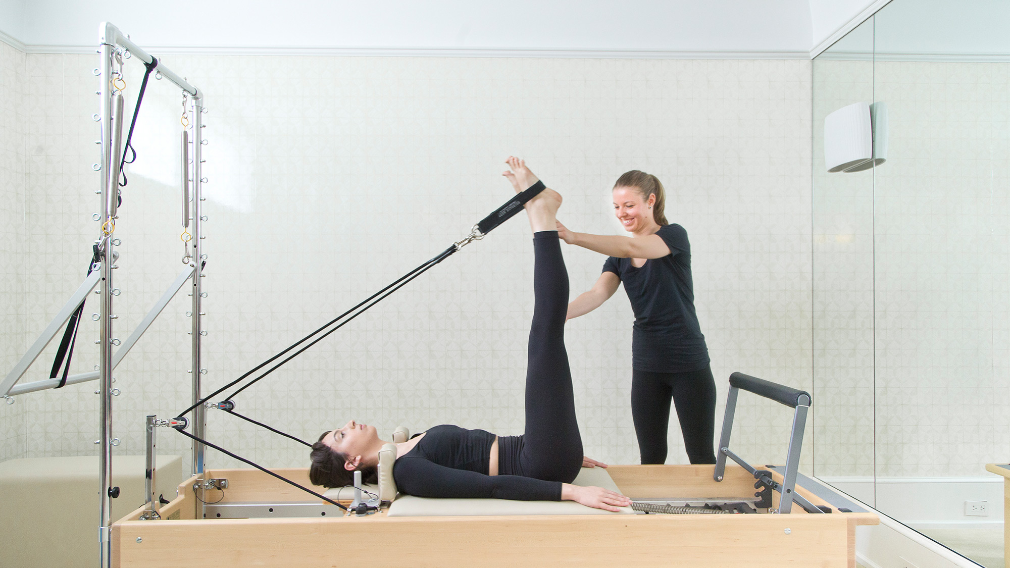 pilates fitness instructor
