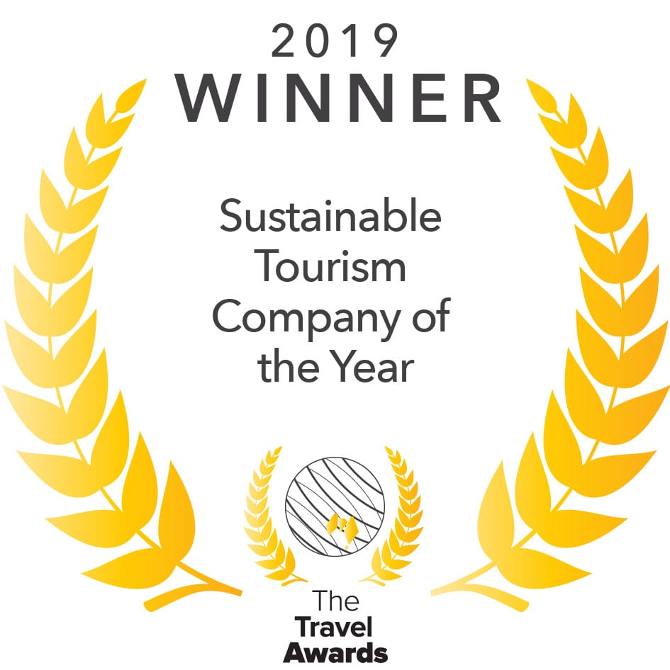 Sustainable Tourism Company of the Year